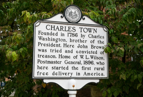 HISTORY-CT founding marker