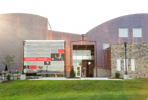 ST-Creative Arts Center at Shepherd University
